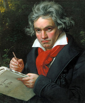 Beethoven, 1820, K. Stieler | Hobby Keeper Articles