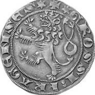 Reverse of the Prague coin of the beginning of the XIV century | Hobby Keeper Articles