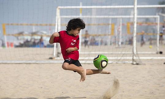 Little boy soccer player | Hobby Keeper Articles