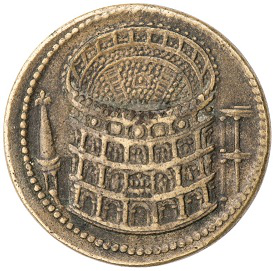 The image of the Colosseum on sestertii of Titus, first century BC | Hobby Keeper Articles