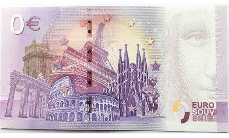 0 Euro bill, 2019, Italy| Hobby Keeper Articles