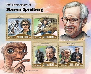 Brand Sierra Leone with the Spielberg | Hobby Keeper Articles