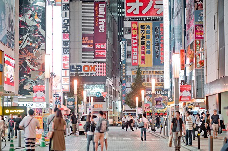 Photo Of Tokyo Street | Hobby Keeper Articles