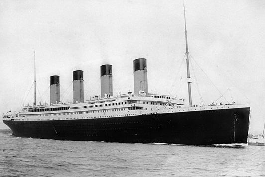 British transatlantic steamer Titanic | Hobby Keeper Articles