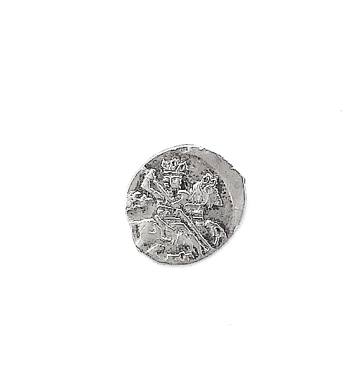Silver kopeck coin, 1598-1605, Russian Kingdom | Hobby Keeper Articles