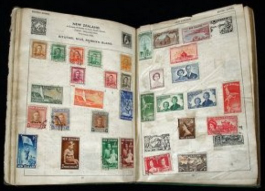 Stamp album of Lennon   Hobby Keeper Articles