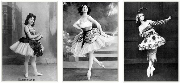 Favorite ballerina Petipa | Hobby Keeper Articles
