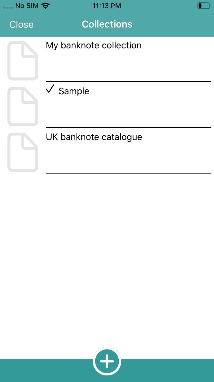 WORLD OF BANKNOTES iOS APP. IOS 0