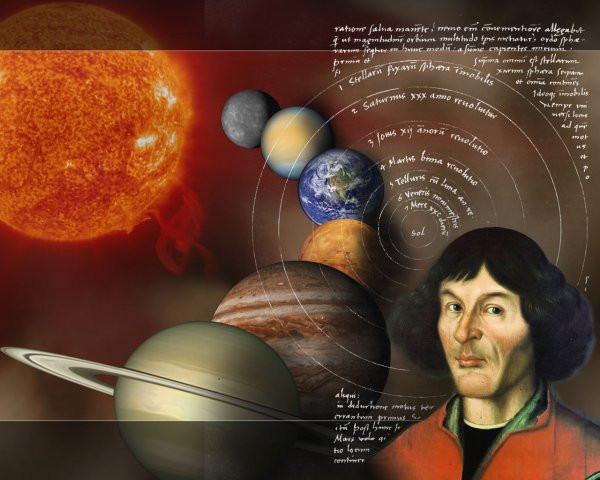 The Image Of Copernicus | Hobby Keeper Articles