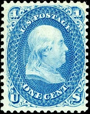Postage stamp 1 cent 'Holy Grail' | Hobby Keeper Articles