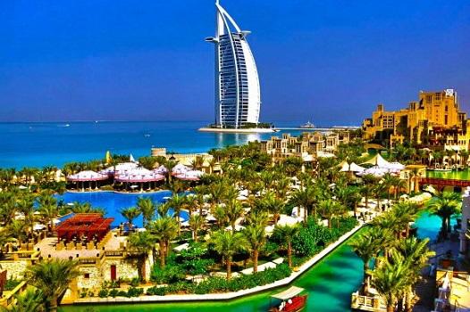 5-star Madinat Jumeirah resort | Hobby Keeper Articles