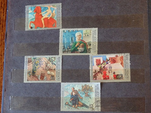 Stamps from the personal collection | Hobby Keeper Articles
