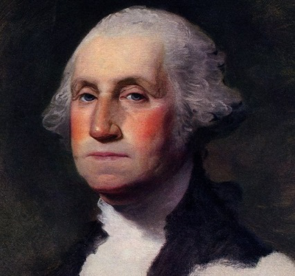 "The Painting ""George Washington"", 1796 