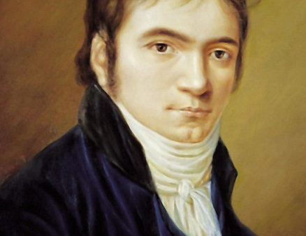 A painting of Beethoven in his youth | Hobby Keeper Articles