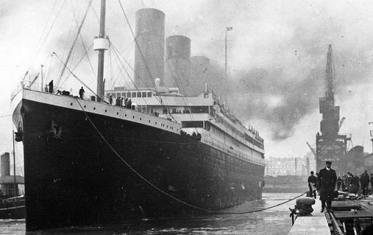 British transatlantic steamer Titanic, 1912 | Hobby Keeper Articles