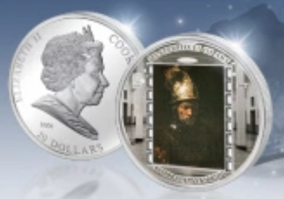 Coin $ 20 Rembrandt   Hobby Keeper Articles
