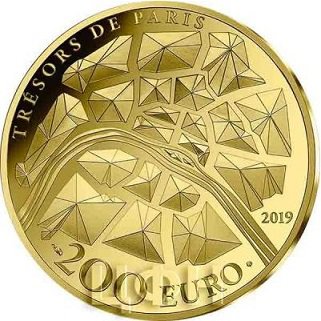 200 Euro coin, France, 2019 | Hobby Keeper Articles