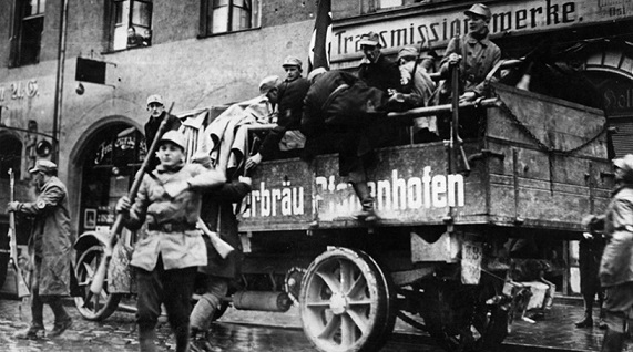 Germany 1923, Beer Hall Putsch | Hobby Keeper Articles