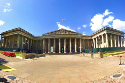 British Museum   Hobby Keeper Articles