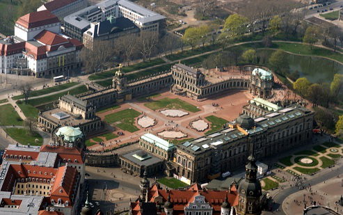 Zwinger from a bird's eye view | Hobby Kepper Articles