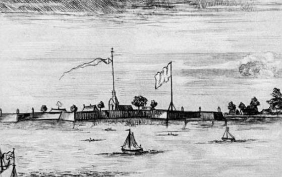 Saint Petersburg in 1703 | Hobby Keeper Articles