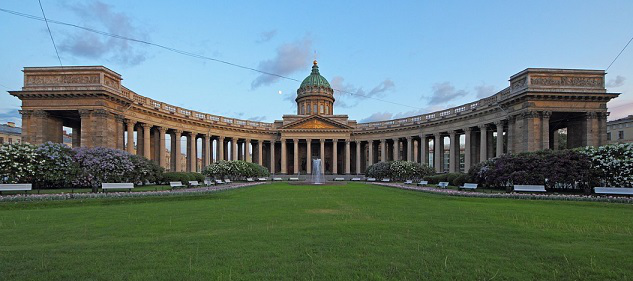 Kazan Cathedral, Saint Petersburg | Hobby Keeper Articles