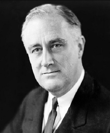Roosevelt Franklin Delano - 32nd President of the United States | Hobby Keeper Articles