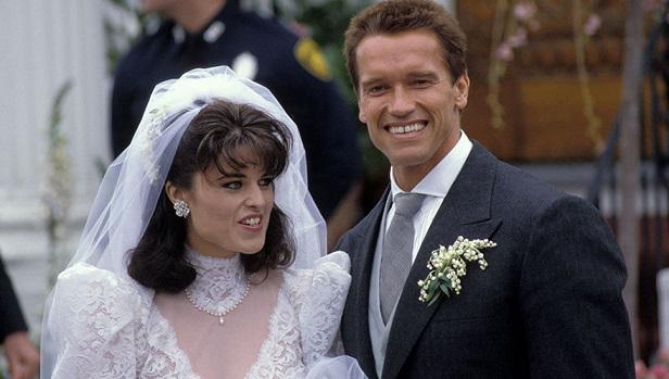 Arnold Schwarzenegger's Wedding | Hobby Keeper Articles