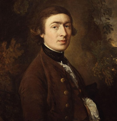 Self-portrait. Thomas Gainsborough-Artist, 1759 / Hobby Keeper Articles
