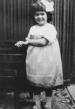 Coco Chanel as a child | Hobby Keeper Articles