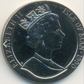 1 crown coin for the anniversary of the Black Penny stamp, Isle of Man, 1990 | Hobby Keeper Articles