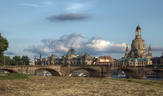August Bridge, Dresden | Hobby Kepper Articles