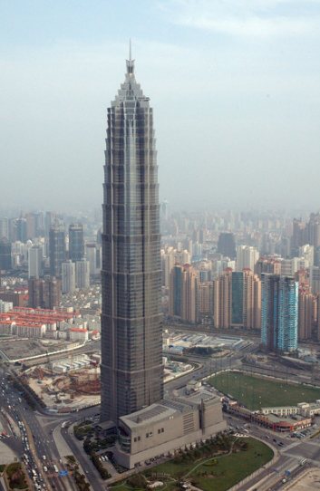 Jin Mao tower / Hobby Keeper Articles