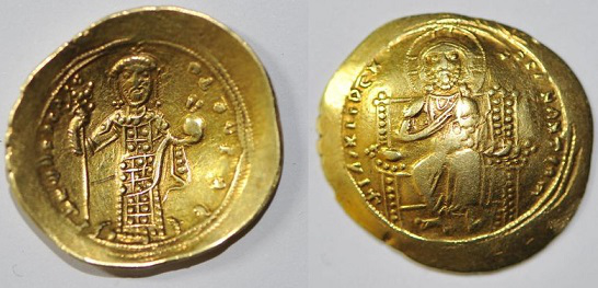 Byzantine coin | Hobby Keeper Articles