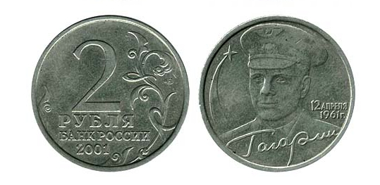 Coin 2 rubles | Hobby Keeper Articles