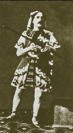 "Marius Petipa in ballet ""Pharaoh's Daughter"" | Hobby Keeper Articles"