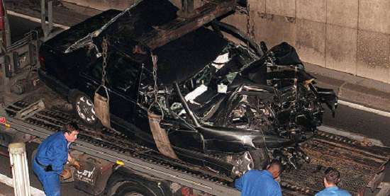 Photos from the scene of Diana's accident and death   Hobby Keeper Articles