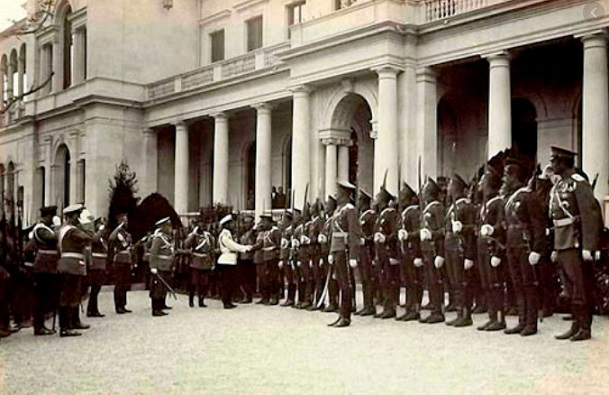 Nicholas II in the Livadia Palace | Hobby Keeper Articles