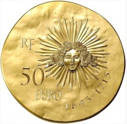 50 Euro coin, 2014, France  Hobby Keeper Articles
