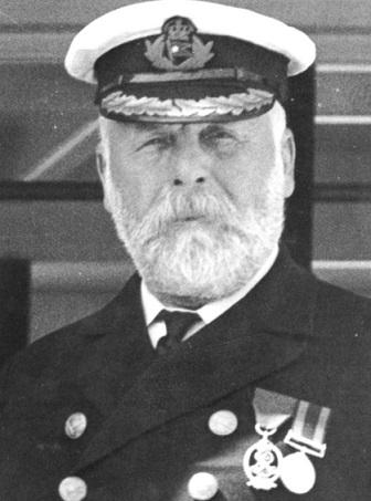 Photo of captain Edward Smith | Hobby Keeper Articles