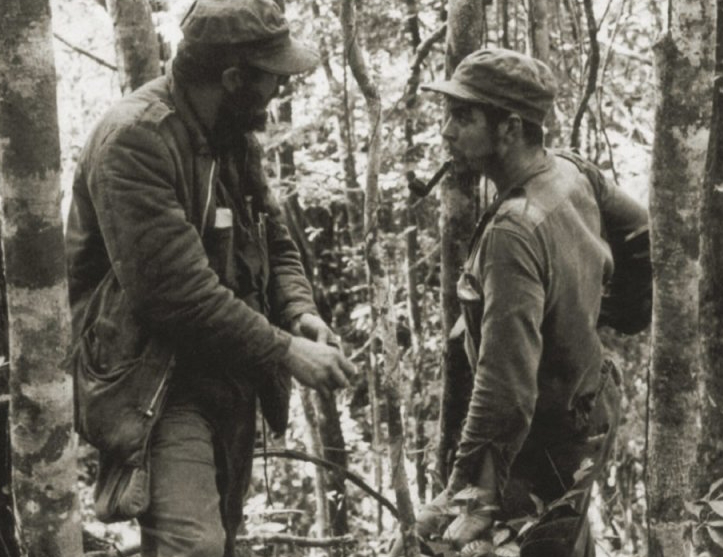 Photo of Che and Fidel | Hobby Keeper Articles