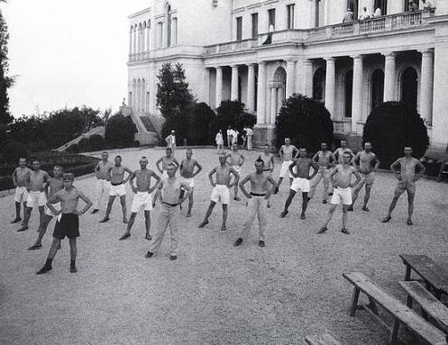 Peasant sanatorium in Livadia 1925 ‒ 1931 | Hobby Keeper Articles