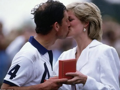Diana at a Polo match, Windsor, 1987   Hobby Keeper Articles