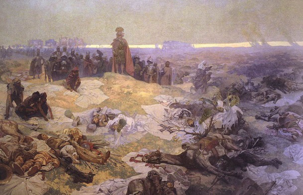 After the Battle of Grunwald, A. Mucha | Hobby Keeper Articles