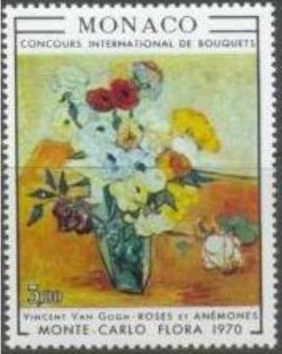Mark Monaco with van Gogh | Hobby Keeper Articles