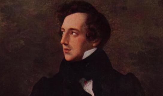A Portrait Of Mendelssohn | Hobby Keeper Articles