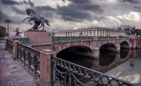Anichkov bridge, Saint Petersburg | Hobby Keeper Articles