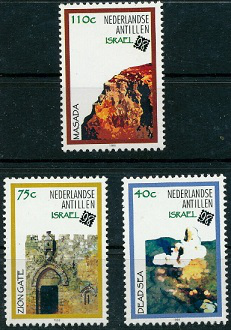 Postage stamps of the Antilles   Hobby Keeper Articles