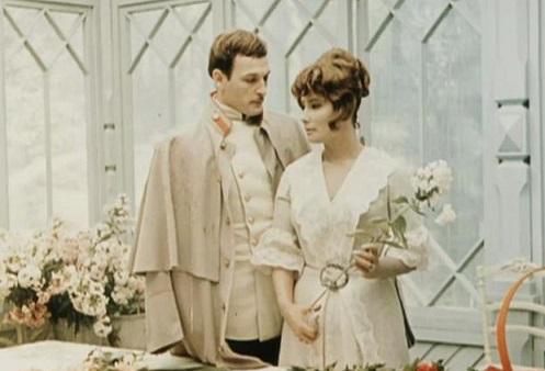 "Shot from the movie ""Anna Karenina"", 1967 | Hobby Keeper Articles"