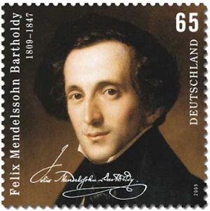 Mark the 200th anniversary of the birth of Mendelssohn | Hobby Keeper Articles